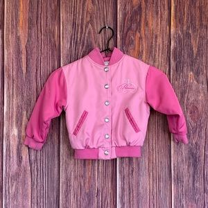 Disney Princess Varsity Jacket